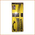 2PCS Soft Grip Wire Set Brush (YY-578)