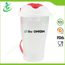 Wholesale Customized Salad Shaker Cup, Food Grade