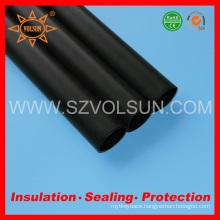 33/8 Black Adhesive-Lined Medium Wall Heat Shrink Sleeve