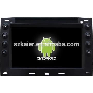 Glonass / GPS Android 4.4 espelho-link TPMS DVR carro multimídia central para Renault Megane com GPS / Bluetooth / TV / 3G