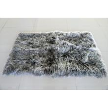 Tibetansk Curly Fur Sheep Skin Blanket