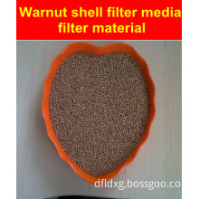 Warnut Shell Filter Madia/Filter Material/Refractory Material with High Adsorption