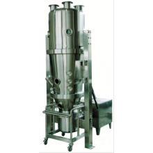 2017 serie FLP multifuncional granulador y revestidor, SS bin secadores, vertical rotary dryer