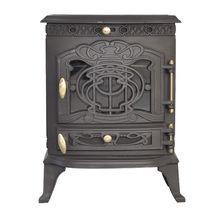 Wood Burning Casting Iron Stove Br-A5