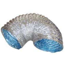 Duto flexível de alumínio