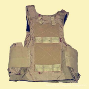 NIJ Iiia UHMWPE a prueba de balas chaleco para los defensores de ejército