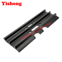 excavator triple grouser track shoe excavator steel track pad for CAT320 excavator pads