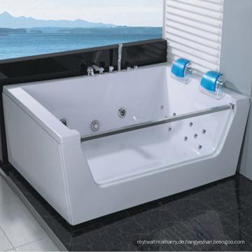 Hot Sell Neue Produkte Zwei-Personen-Massagebadewanne