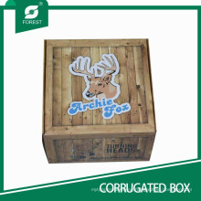 Decorative Corrugated Carton Box