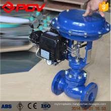 Pneumatic Control Diaphragm Type Steam Flow Rate Pressure Control Valve