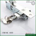 Cilindro de latón Cilindro de zinc Cierre de perno con gancho Cierre de puerta corredera