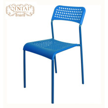 2018 New Style Plastic Bistro Leisure Mesh Wedding Chair