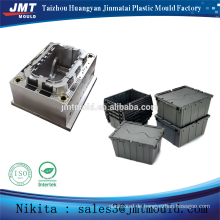 custom injection plastic container box mold
