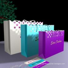 Geschenktüten mit Spitze und Spitzen