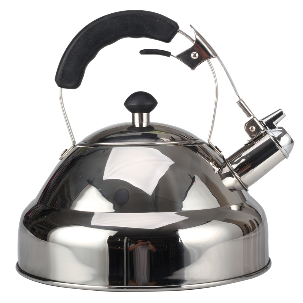 Mirror Polishing -Stainless Steel Kettle