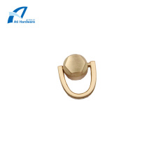 Small Size Metal Bag Decorative Accessories Top Handle