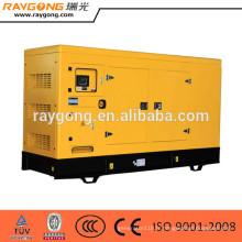 générateur diesel silencieux triphasé 50hz 220v / 380v prix