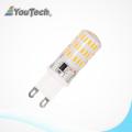 6000K 4w silicon led g9 bulb light