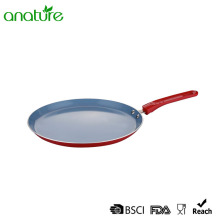 Pressed Ceramic Induction Bottom Grill Pan