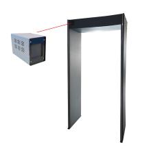 Human Body Temperature Detector Security Scanner Door