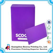 C4 Beautiful Paper Mini impresión de sobre personalizado de regalo