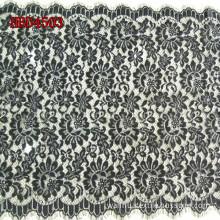 White Bridal Fabric Lace/Tricot Lace Fabric
