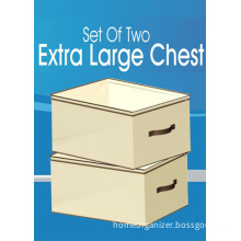 set of two extra large chest