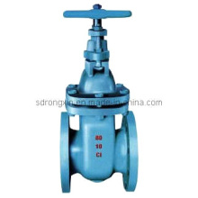 Cast Iron DIN3352 Gate Valve (RX-GV-01)