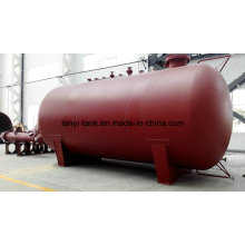 30000L High Quality Stainless Steel 22bar Pressure Storage Tank with Valves for Liquid Ammonia
