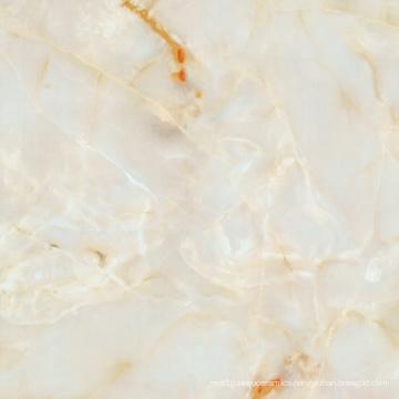 Porcelain Polished Copy Marble Glazed Floor Tiles (3D Ink Jet 8D604)