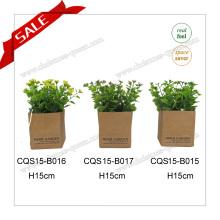 Baratos de alta calidad artificial de los bonsai para la decoración de interiores