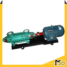 Bomba de agua de alimentación de caldera de alta presión con motor eléctrico