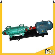 Pompe à eau d'alimentation de chaudière à haute pression avec le moteur électrique