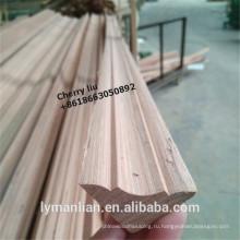 индия корона деревянные полосы потолочные молдинги из тикового дерева