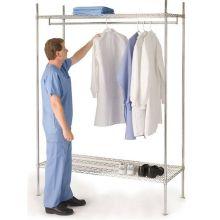 NSF nettoie facilement les étagères métalliques pour les salles de dressage à l'hôpital