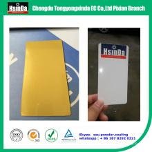 China Pulverbeschichtung Herstellung Epoxy Polyester
