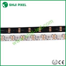 Cor do diodo emissor de luz 12V que muda a luz flexível SJ1211 do diodo emissor de luz da tira do pixel RGBW de Digitas