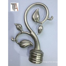 Leaves Style Curtain Cap for Home Curtains