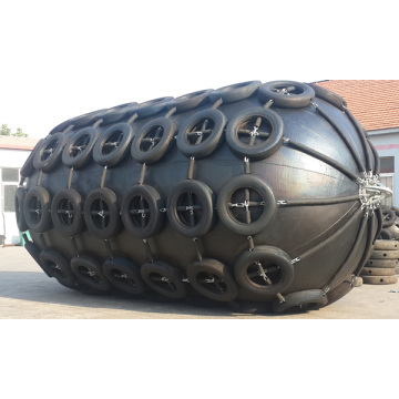 Evergreen Maritime Pneumatic Rubber Fender for Marine, Ship, Boat