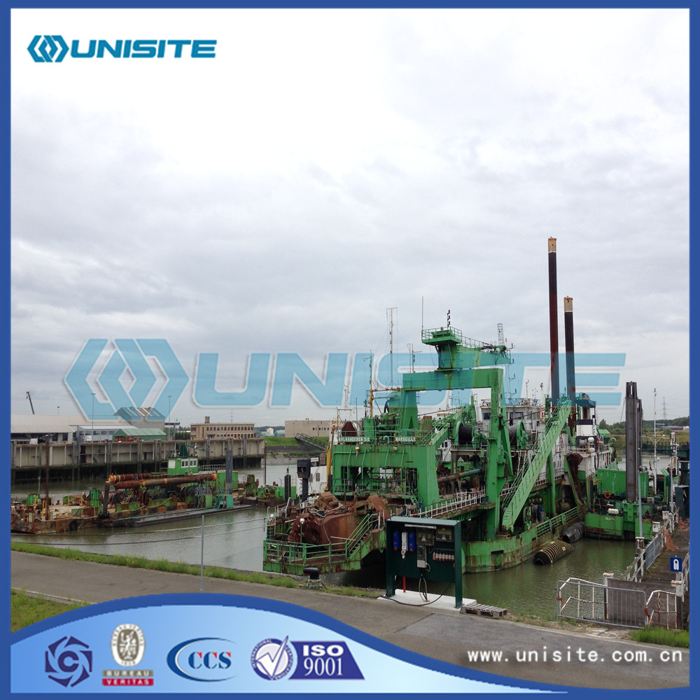 Marine Suction Dredger