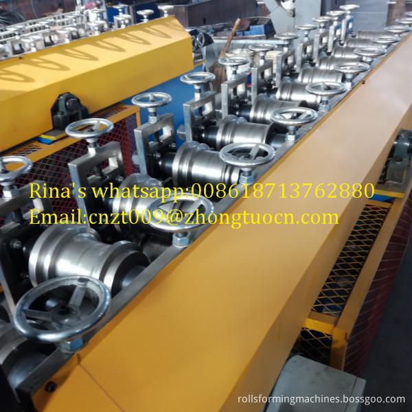 shutter door roll forming machine 5