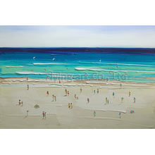 Reproduction Abstract Oil Painting for Seaside (ZH3279)
