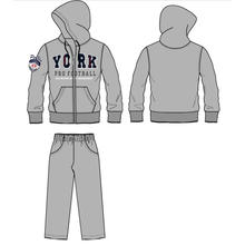 Fashion Man Tracksuit and Jogging Suit in Man Clothes Sports Wear (SQM-105)