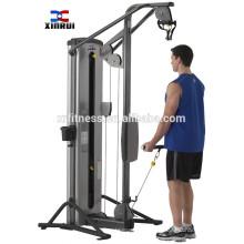 kommerzielle Fitness-Studio-Ausrüstung Bizeps / Trizeps-Trainingsmaschine