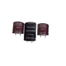 Snap in Aluminum Electrolytic Capacitor 105c Tmce18-15