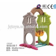 small household Kids Sliding Toys Indoor safe Slide and Swing