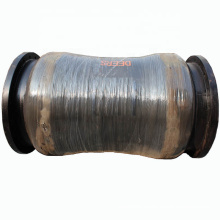 Deers Boat Marine Dredging Discharge Rubber Hose with Stainless Steel Flange
