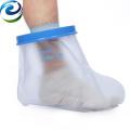 Facile fonctionnant à la mode Design dégradable imperméable à l'eau Full Foot Cast Cover