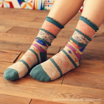 fashion woman winter autumn socks