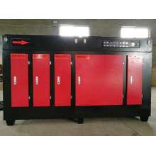 Photo-oxygen exhaust gas treatment equipment